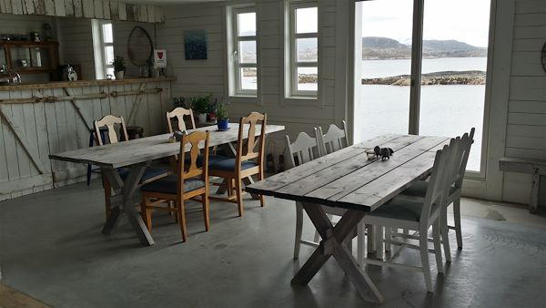 Sveggvika Guesthouse - Averoy - Norvège - Laetitia Georges