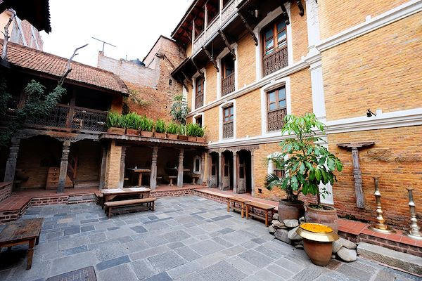 The Inn Patan - Patan - Népal - Maryline Goustiaux