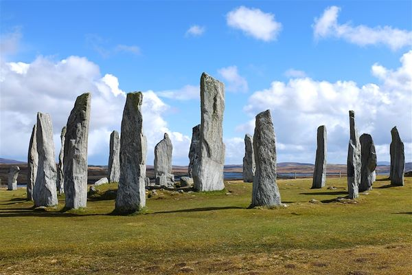 Callanish - Ile de Lewis - Hébrides extèrieures - Écosse - Richard Williams/fotolia.com