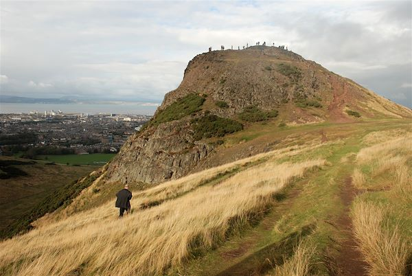 Holyrood Park - Edimbourg - Ecosse - Chloé Ruffin