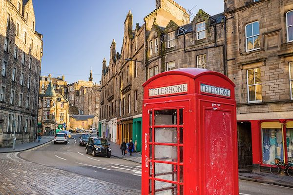 The Royal Mile, Edimbourg, Ecosse - Royaume-Uni - f11photo/fotolia.com