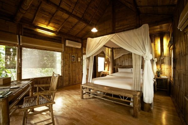 Phu Chaisai Mountain resort and spa (chambre deluxe) - Chiang Rai