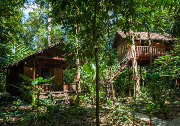 Our Jungle House - Khao Sok - Thaïlande - Christopher Ian Smith/Our Jungle House