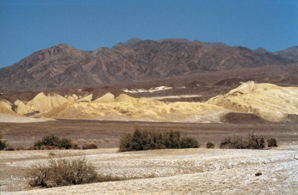 Death Valley - Californie - Jean Marie Douau
