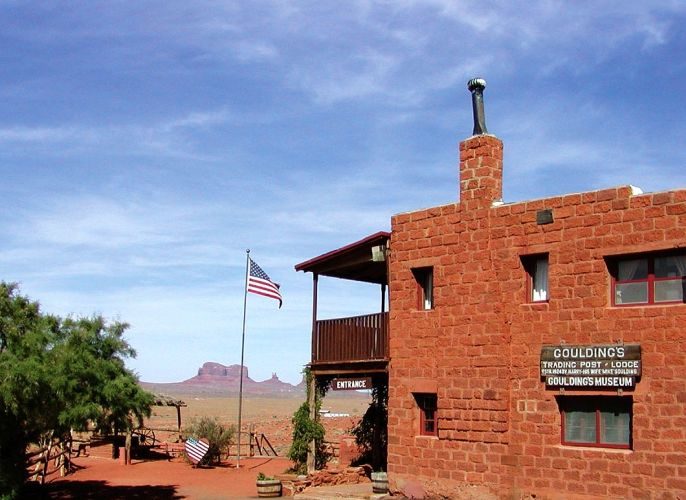 Goulding's Trading Post Museum - Monument Valley - AlliedTPro