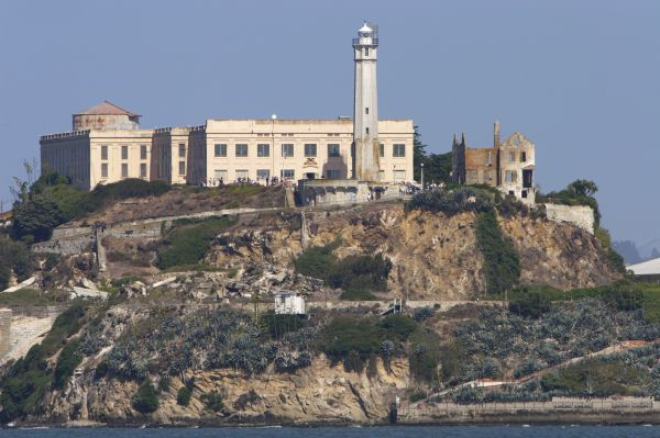 Alcatraz - San Francisco - Californie - Califun
