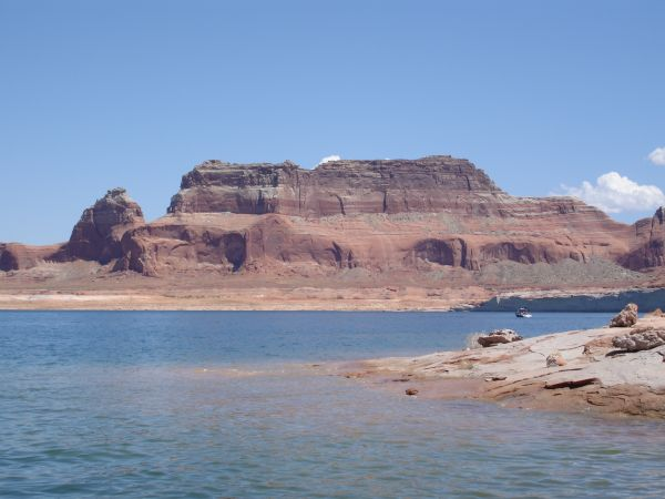 Lake Powell - Arizona - Etats-Unis - Nathalie Delame