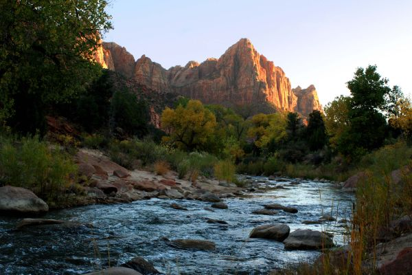 Zion National Park - Utah - Etats-Unis - OT St George Convention and Tourism Office