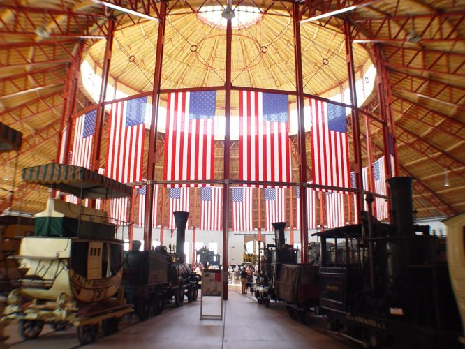B&O Railroad Museum - Maryland - Etats-Unis - Capital Region USA