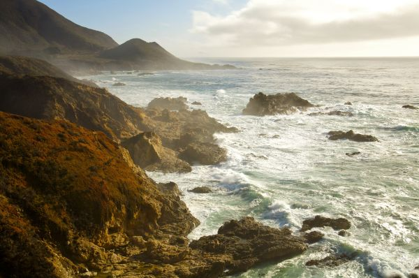 Big Sur - Californie - Etats-Unis - Jamie Williams / California Travel and Tourism Commission OT