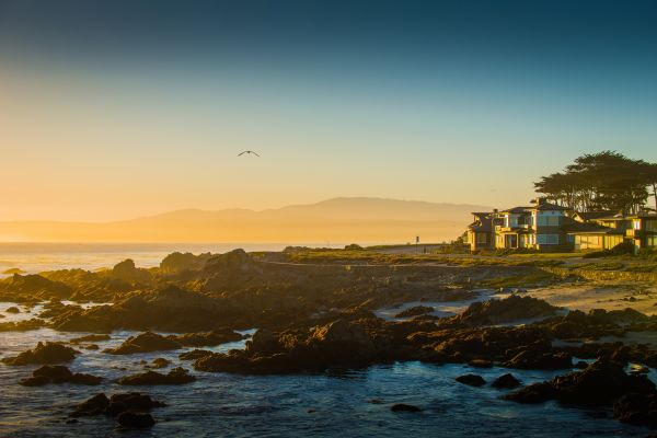 Paysage de Monterey - Californie - Etats-Unis - Optionm/fotolia.com