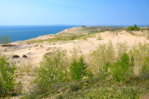 Sleeping Bear Dunes National Lakeshore - Glen Arbor - Etats-Unis - haveseen / fotolia.com
