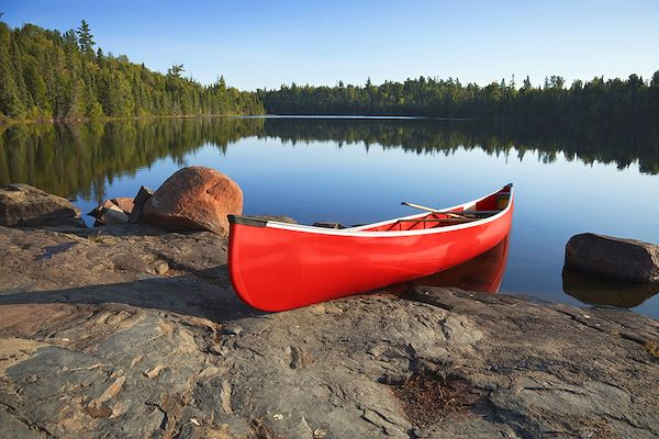 Boundary Waters Canoe Area - Etats-Unis - Daniel Thornberg / fotolia.com