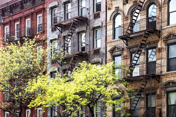 East Village - New-York - Etats-Unis - Ryan DeBerardinis/stock.adobe.com