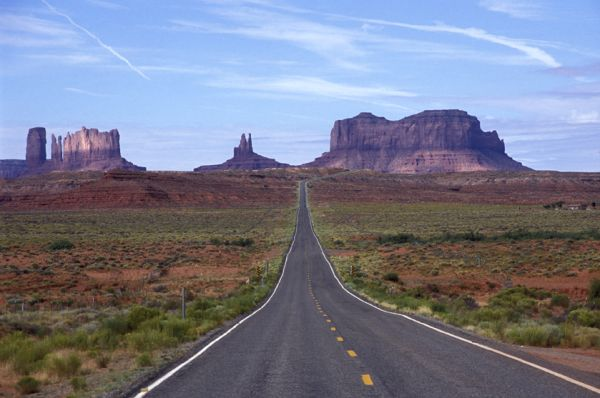 Route 163 - Monument Valley - Serge Ollivier