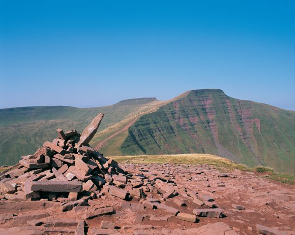 Pen y Fan - Parc National Brecon Beacons - Ystradfellte - Pays de Galles - Welsh Assembly Government