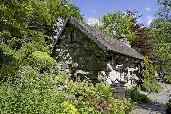 The Ugly House (Ty Hyll) - Snowdonia National Park - Pays de Galles - Gail Johnson / stock.adobe.com