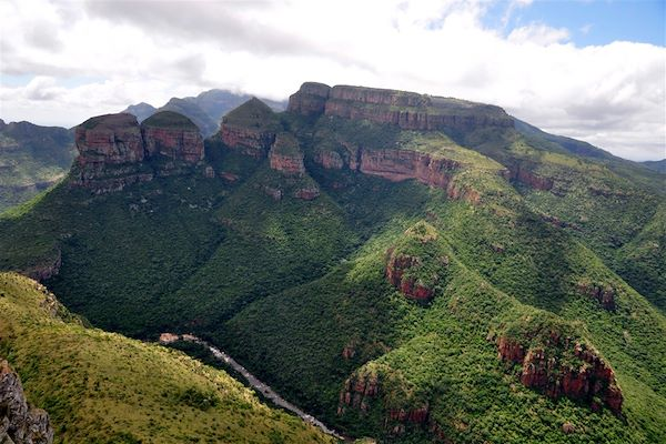Three Rondavels - Blyde River Canyon - Afrique du Sud - Volker Haak/fotolia.com