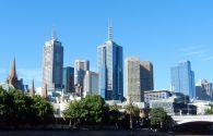 Balade à vélo dans Melbourne - Australie -