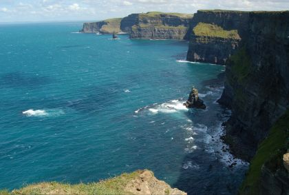 Cliffs of Moher - Comté de Clare - Irlande - Kisito Cendrier / Green Land Tours