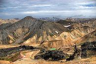 Landmannalaugar & Hekla en super jeep - Islande -