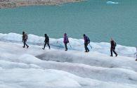 Randonnée glaciaire sur le Nigardsbreen - Norvège -