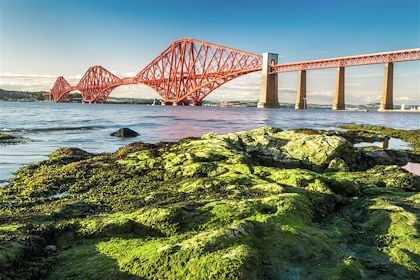 Pont Firth of Forth - Edimbourg - Ecosse - Shaiith/fotolia.com