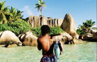 Trois Grâces dans l'océan Indien - Seychelles -