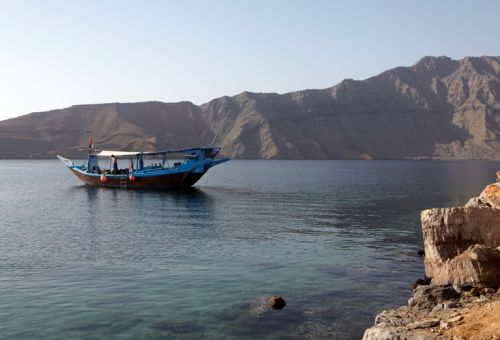 Péninsule de Musandam - Oman - Majan Light Travel