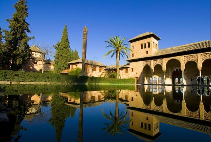 Autotour d couverte compl te de l 39 andalousie espagne for Sejour complet espagne