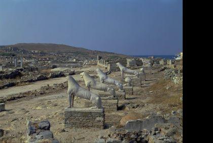 Site de Delos - Cyclades - OT Grèce
