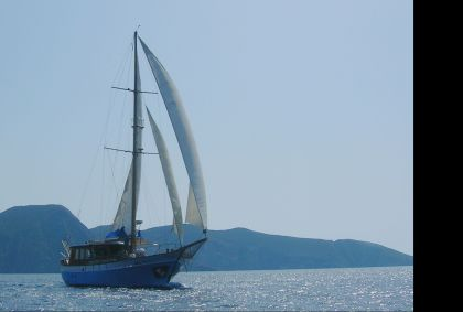 Croisière Caïque Irina - Grèce - Croisière Caïque Irina