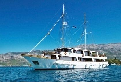 Croisière Eden et Afrodita - Croatie - Atlas Cruises
