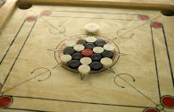 Carom, jeu traditionnel asiatique - Nodogsonbeach/fotolia.com