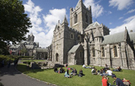 Christchurch Cathedral - Dublin - Irlande - Office du tourisme d'Irlande