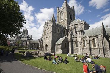 Week end accessible dublin irlande 3 jours et 2 nuits - Office du tourisme dublin ...
