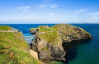 Pont en cordon de Carrick-a-Rede - Antrim- Irlande - Chris Hill/Tourism Ireland Imagery