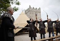 Immersion dans les coulisses du tournage au château de Winterfell - Downpatrick - Irlande - Royaume-Uni - Peak Discovery Group/Game of Thrones Winterfell Tours