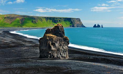 Cap Dyrholaey - Vik - Islande - Fyle/fotolia.com