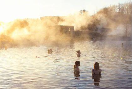 Secret Lagoon - Fludir - Islande - Secret Lagoon