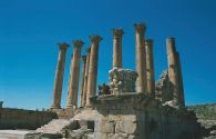 Jerash Jordanie - Syritour Magic Jordan