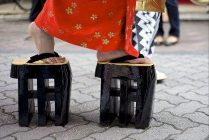 Chaussures hautes - Japon - Combo Design/fotolia.fr