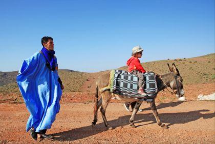Environs de Mirleft - Maroc - Hicham Chikhi