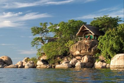 Mumbo Island - Lac Malawi - Malawi - Dana Allen / Wilderness Safaris