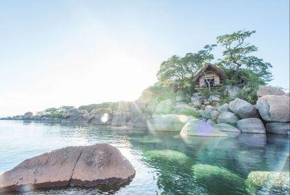 Mumbo Island - Lac Malawi - Malawi - Mumbo Island