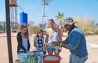 Immersion à la ferme Goas - Schlip - Namibie - Virginie Vincent