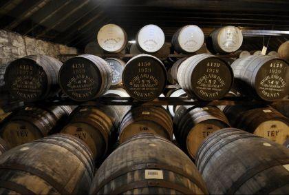 Distillerie de Whisky - Ecosse - RIEGER Bertrand/hemis.fr