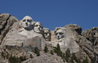 Mount Rushmore - South Dakota - Nathalie Delame