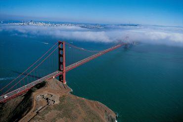 San Fransisco Golden Gate - San Fransisco Convention and visitors bureau