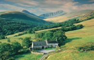 Parc National Brecon Beacons - Ystradfellte - Pays de Galles - Welsh Assembly Government